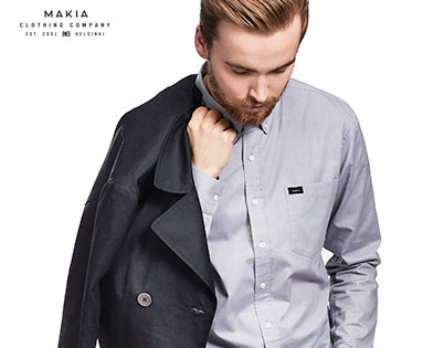 Makia Clothing  Collection  2017