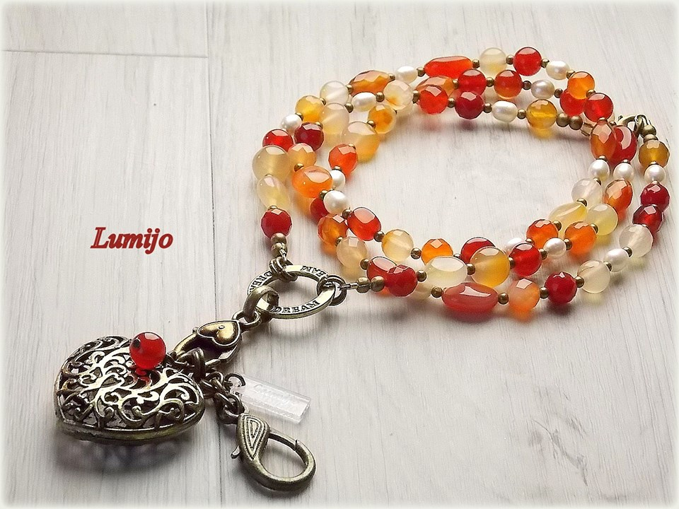 Lumijo Jewelry Collection  2017