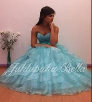 Juhlapuku Bella Oy Collection  2014