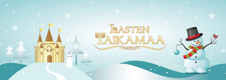 Lasten Taikamaa Collection Kids Fashion  2014