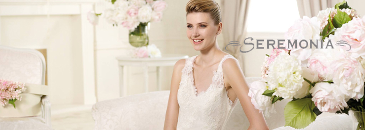 SEREMONIA Collection Bridal Dresses  2014
