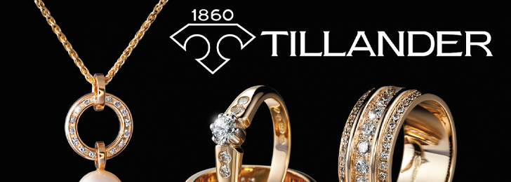 Tillander Collection Jewelry  2017