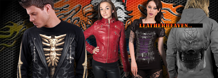 Leather Heaven