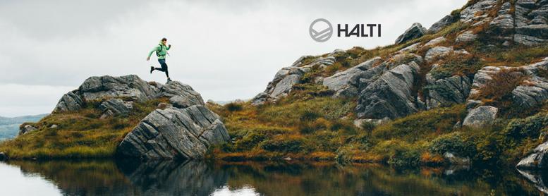 Halti Oy Collection Sportswear Spring/Summer 2017